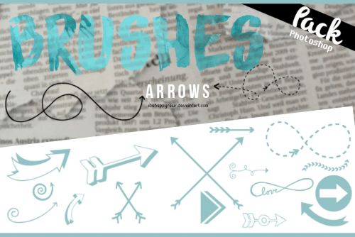 51 Arrows Brushes